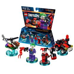LEGO Dimensions - DC Comics TEAM PACK