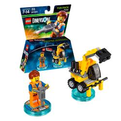 LEGO Dimensions - Emmet - Lego Movie FUN PACK