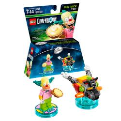 LEGO Dimensions - Krusty FUN PACK