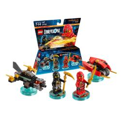LEGO Dimensions - Ninjago TEAM PACK