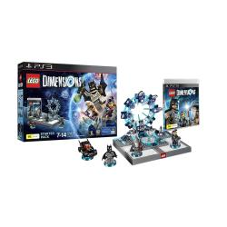 LEGO Dimensions - STARTER PACK PS3 Playstation 3