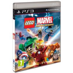 LEGO MARVEL SUPERHEROES PS3