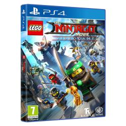 LEGO THE NINJAGO MOVIE VIDEOGAME PS4 Playstation 4