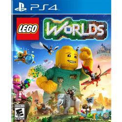 LEGO WORLDS PS4 WARNER BROS