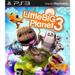 LITTLE BIG PLANET 3 PS3 Sony