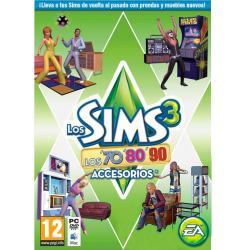 LOS SIMS 3 70, 80, 90s EADL6007  PC Electronic Arts