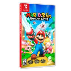 MARIO+RABBIDS: KINGDOM BATTLE NINTENDO SWITCH