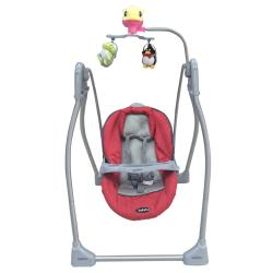 Mecedora BEBITOS BABY SWING BE-787RB