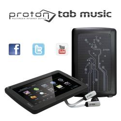 Mini Tablet X-view PROTON TAB MUSIC 8 GB