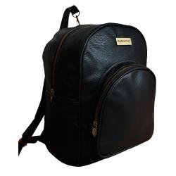 "Mochila Mommy Maternal ""Pilar"" Black Negro"