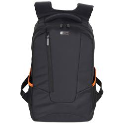 "MOCHILA ZOM ZB-500N 15,6"" Black and Orange"