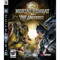 MORTAL KOMBAT VS DC PS3