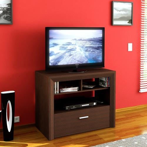Mueble para tv color tabaco en garbarino