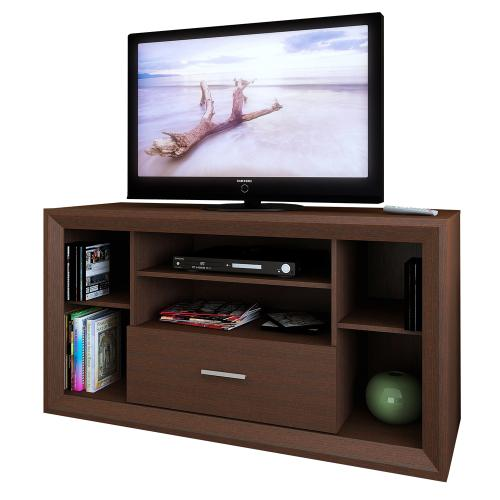 Mueble Para Tv Color Tabaco En Garbarino