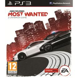 NEED FOR SPEED MOST WANTED(I) PS3 Playstation 3