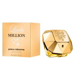 Perfume de Mujer Paco Rabanne Lady Million EDP 80ml