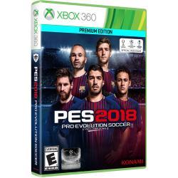 Pes 2018 Xbox 360