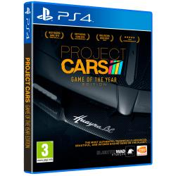 PROJECT CARS: COMPLETE EDITION PS4