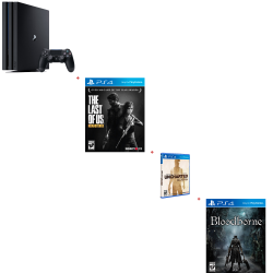 PS4 PRO 1 TB + 3 FAVORITOS DE REGALO