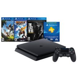 PS4 SLIM 500 GB CLASSIC HITS BUNDLE