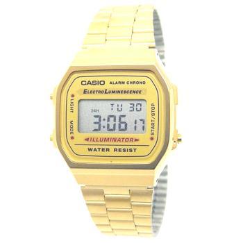 0137eed6762f reloj digital mujer dorado casio