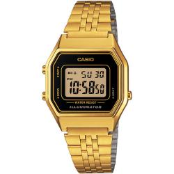 Reloj Unisex Casio Digital Negro