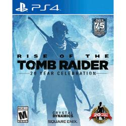 RISE OF THE TOMB RAIDER PS4 SQUARE ENIX
