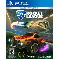 ROCKET LEAGUE COLLECTOR´S EDITION PS4