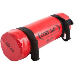 Rodillo con Peso MIR Fitness CORE BAG 2311 amarillo