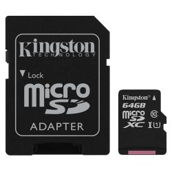 SD Kingston SDC10G2 64 GB Clase 10
