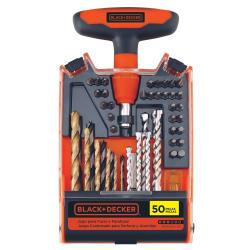 Set Black & Decker BDA50X-LAC