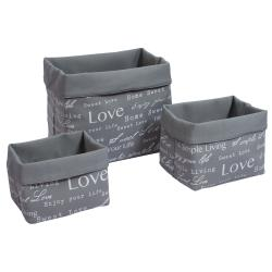 Set de 3 Organizadores Eco Cook