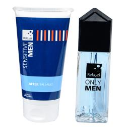 Set de Belleza Relazzi Sensitive Men