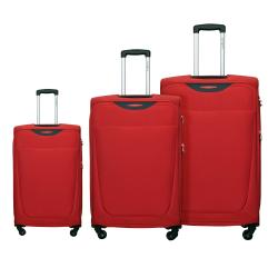 Set de Valijas Samsonite BASE HITS 2.0 SPINNER 841015030 Ro…