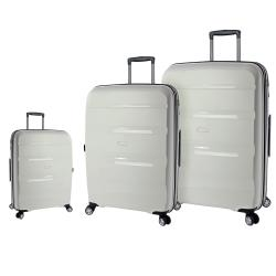 Set de Valijas Samsonite SPIN AIR SPINNER 621000030 Blanco