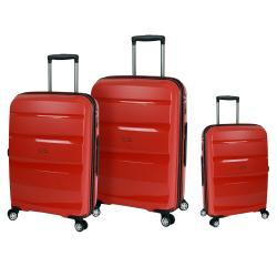 Set de Valijas Samsonite SPIN AIR SPINNER 621035030 Rojo
