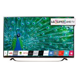 "Smart TV 3D LG 60 "" 4K Ultra HD UF8500"