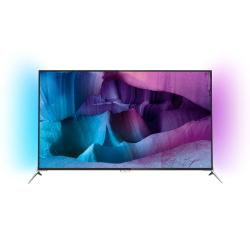 "Smart TV 3D Philips 55 "" 4K Ultra HD 55PUG7100/77"