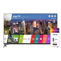 "Smart TV LG 49 "" 4K Ultra HD 49UJ6560"