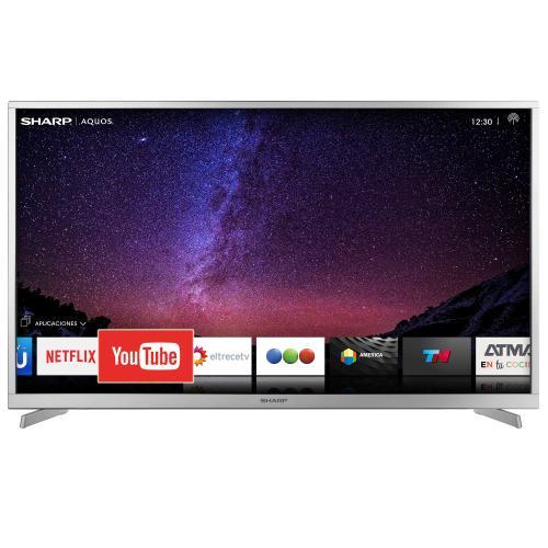 smart tv sharp 50 4k ultra hd sh5016kuhdx en garbarino. Black Bedroom Furniture Sets. Home Design Ideas