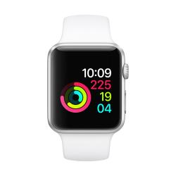 SmartWatch Apple MNNL2LE/A Plata