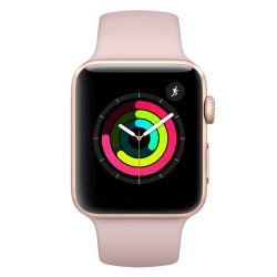 SmartWatch Apple MQL22LE/A Dorado y Rosa