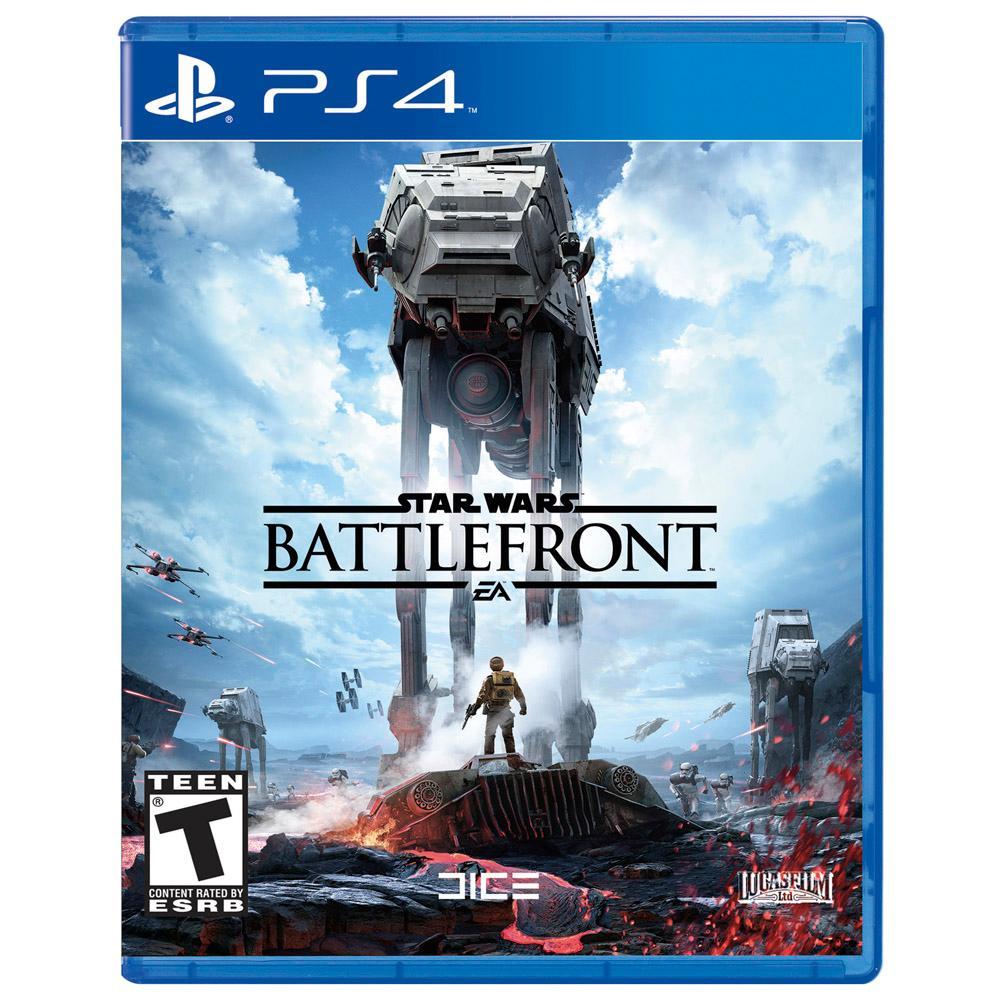 STAR WARS BATTLEFRONT PS4 en Garbarino
