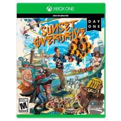 SUNSET OVERDRIVE XBOX ONE Microsoft