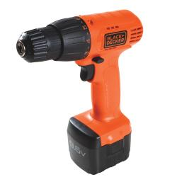 Taladro Inalámbrico Black & Decker CD961-AR