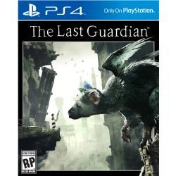THE LAST GUARDIAN PS4 Playstation 4