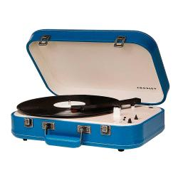 Tocadiscos Crosley CR6026A-BL COUPE