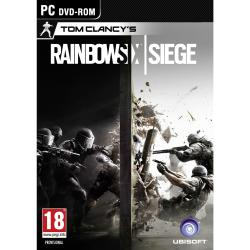 TOM CLANCY'S: RAINBOW SIX SIEGE PC UBISOFT