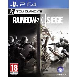 TOM CLANCY'S:RAINBOW SIX SIEGE PS4 Playstation 4