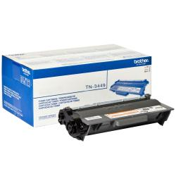 Toner Brother TN3449 Negro